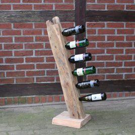 Weinständer für 6 Flaschen